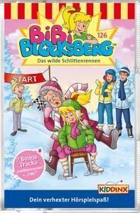 Folge 126: Das Wilde Schlittenrennen, Bibi Blocksberg