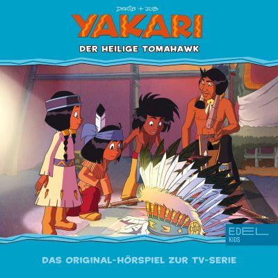 Folge 32: Der Heilige Tomahawk (Das Original-Hörspiel zur TV-Serie), Thomas Karallus