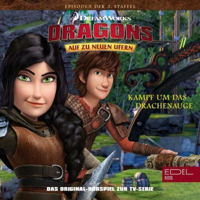 Folge 32: Kampf um das Drachenauge (Das Original-Hörspiel zur TV-Serie), Thomas Karallus