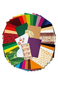 "folia Bastelset ""Herbst"", 58-teilig - Produktdetailbild 1"