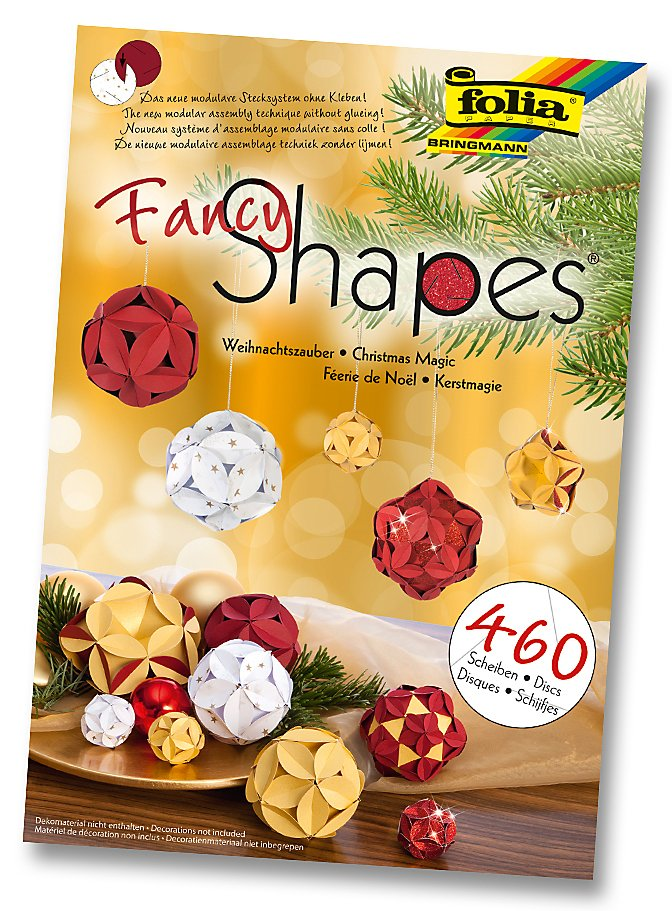 folia Fancy Shapes Motiv: Weihnachten bestellen | Weltbild.ch