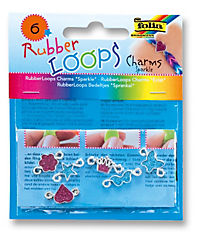 Folia RubberLoops Set Charms, 16 Teile, - Produktdetailbild 5