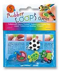 Folia RubberLoops Set Charms, 16 Teile, - Produktdetailbild 7