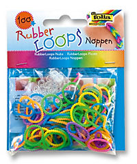 Folia RubberLoops Set Mix Noppen, 791 Teile - Produktdetailbild 3