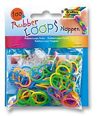 Folia RubberLoops Set Mix Noppen, 791 Teile - Produktdetailbild 3
