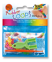 Folia RubberLoops Set Mix Noppen, 791 Teile - Produktdetailbild 5