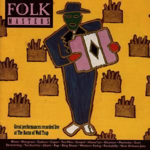 Folk Masters - Live at The Barn of Wolf Trap, Diverse Interpreten