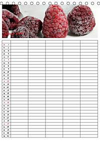FOOD -Familienkalender (Tischkalender 2019 DIN A5 hoch) - Produktdetailbild 1