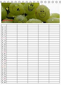 FOOD -Familienkalender (Tischkalender 2019 DIN A5 hoch) - Produktdetailbild 4