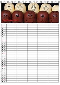 FOOD -Familienkalender (Tischkalender 2019 DIN A5 hoch) - Produktdetailbild 9