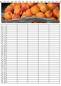 FOOD -Familienkalender (Tischkalender 2019 DIN A5 hoch) - Produktdetailbild 11