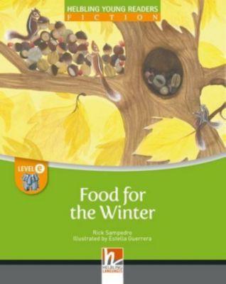 Food for the Winter, Big Book, Rick Sampedro