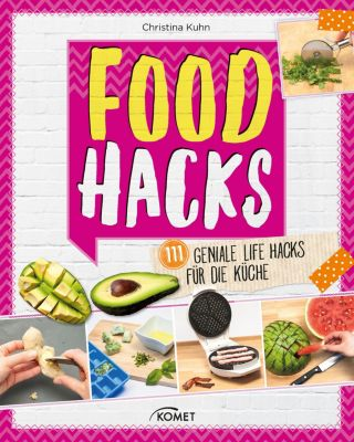 food hacks ebook jetzt bei als download. Black Bedroom Furniture Sets. Home Design Ideas