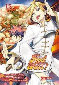 Food Wars - Shokugeki No Soma, Yuto Tsukuda