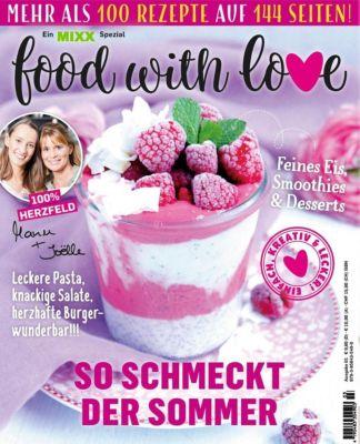 Food with Love, Manuela Herzfeld, Joelle Herzfeld