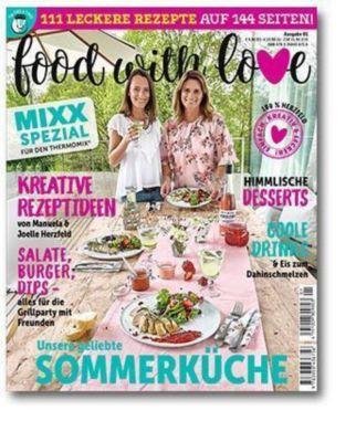 Food with Love - Unsere geliebte Sommerküche, Manuela Herzfeld, Joelle Herzfeld