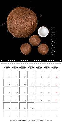 foodART fruit and veggies (Wall Calendar 2019 300 × 300 mm Square) - Produktdetailbild 10