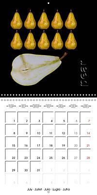 foodART fruit and veggies (Wall Calendar 2019 300 × 300 mm Square) - Produktdetailbild 7