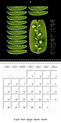 foodART fruit and veggies (Wall Calendar 2019 300 × 300 mm Square) - Produktdetailbild 8