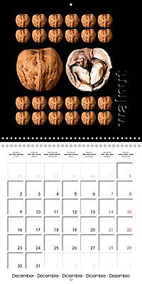 foodART fruit and veggies (Wall Calendar 2019 300 × 300 mm Square) - Produktdetailbild 12