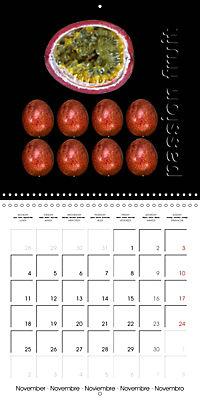 foodART fruit and veggies (Wall Calendar 2019 300 × 300 mm Square) - Produktdetailbild 11