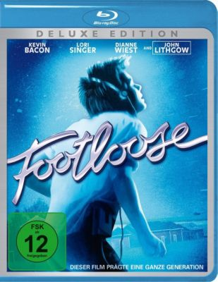 Footloose, John Lithgow,Sarah Jessica Parker Kevin Bacon