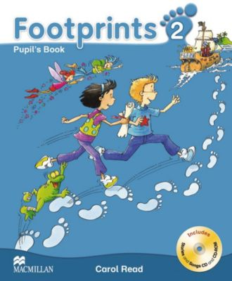 Footprints: Vol.2 Pupil's Book Package, Carol Read