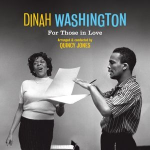 For Those In Love, Dinah Washington