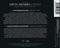For You (Fifty Shades Freed) (2-Track Single) - Produktdetailbild 1