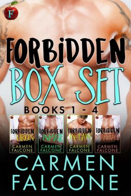 Forbidden: Forbidden Series Boxset, Carmen Falcone