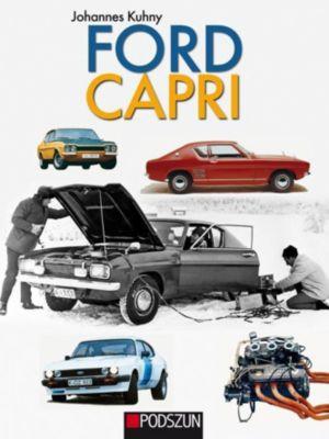 Ford Capri - Johannes Kuhny |