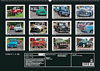 FORD F 1 - F 100 (Wandkalender 2019 DIN A2 quer) - Produktdetailbild 13