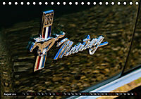 Ford Mustang - Die Legende (Tischkalender 2019 DIN A5 quer) - Produktdetailbild 8