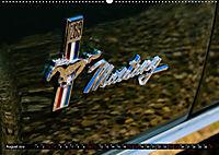 Ford Mustang - Die Legende (Wandkalender 2019 DIN A2 quer) - Produktdetailbild 8