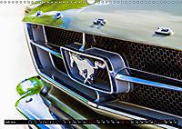 Ford Mustang - Die Legende (Wandkalender 2019 DIN A3 quer) - Produktdetailbild 7