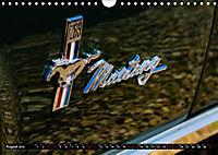 Ford Mustang - Die Legende (Wandkalender 2019 DIN A4 quer) - Produktdetailbild 8