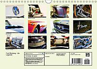Ford Mustang - Die Legende (Wandkalender 2019 DIN A4 quer) - Produktdetailbild 13