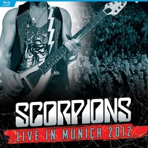 Forever And A Day-Live In Munich (Bluray), Scorpions