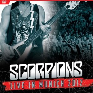 Forever And A Day-Live In Munich (Dvd), Scorpions