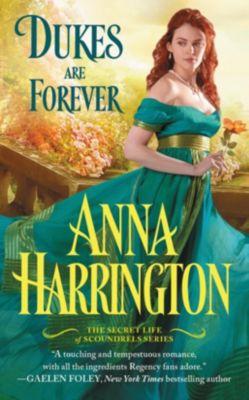 Forever: Dukes Are Forever, Anna Harrington