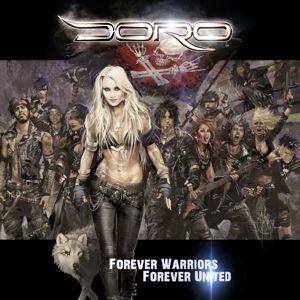 Forever Warriors // Forever United (Slipcase inkl. 2 Digipacks) (2 CDs), Doro