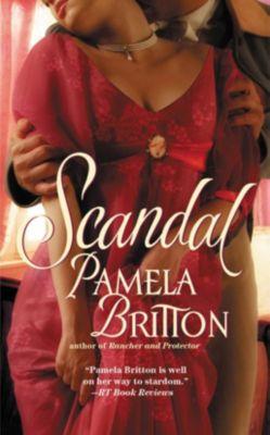 Forever Yours: Scandal, Pamela Britton