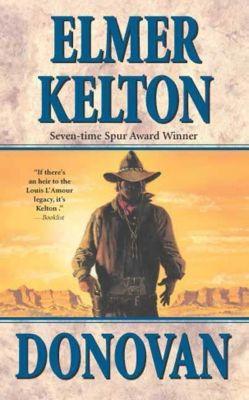 Forge Books: Donovan, Elmer Kelton