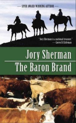 Forge Books: The Baron Brand, Jory Sherman