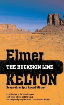 Forge Books: The Buckskin Line, Elmer Kelton