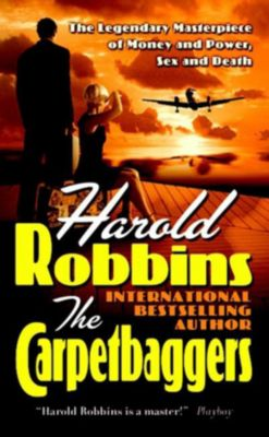 Forge Books: The Carpetbaggers, Harold Robbins