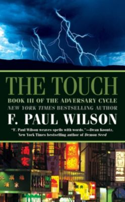 Forge Books: The Touch, F. Paul Wilson