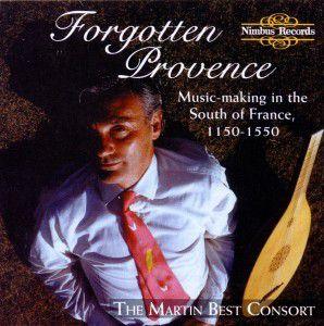 Forgotten Provence, Martin Consort Best