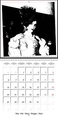 FORGOTTEN WORDS (Wall Calendar 2019 300 × 300 mm Square) - Produktdetailbild 5