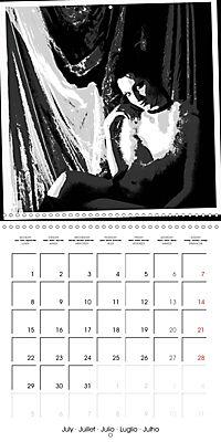 FORGOTTEN WORDS (Wall Calendar 2019 300 × 300 mm Square) - Produktdetailbild 7